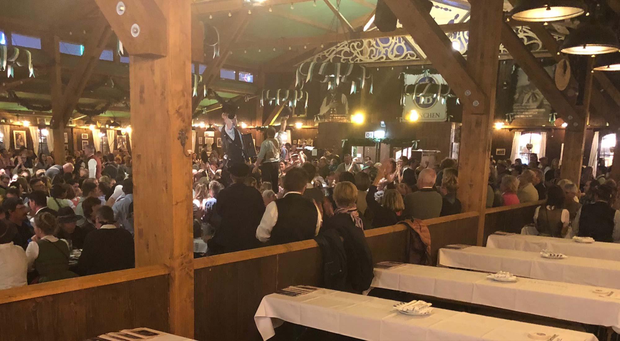 Mittag Tickets Oktoberfest München Tickets München